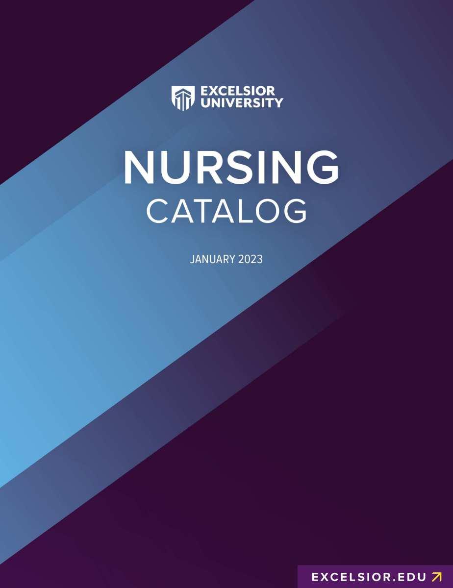 Excelsior College Nursing >> Excelsior College Nursing Catalog